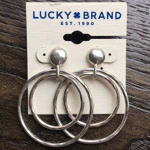 ✨🍀 Lucky Brand Earrings